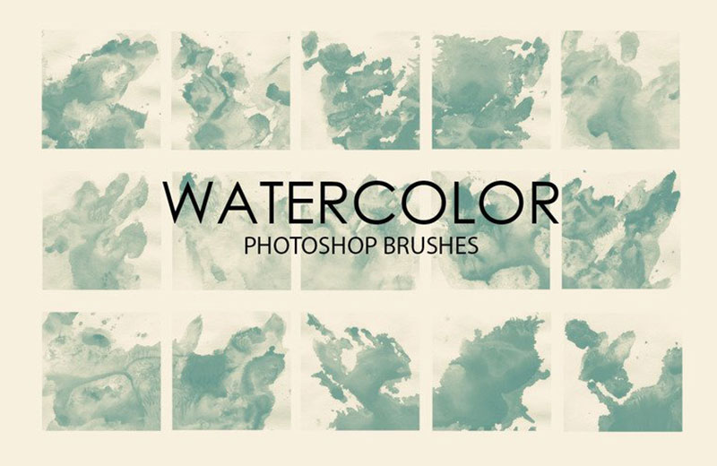 Watercolor-Wash-Photoshop-Brushes-For-the-design-professional The best Photoshop watercolor brushes you can get online