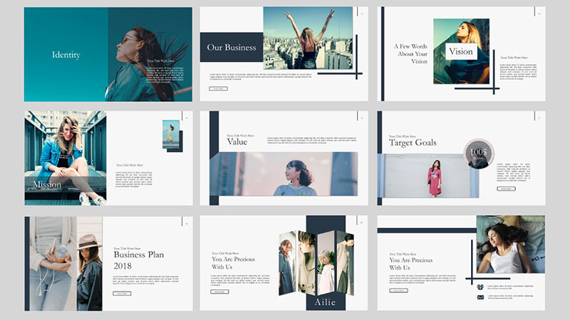 the best professional powerpoint templates collection