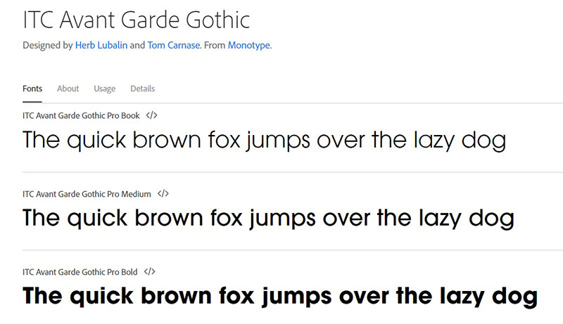 ITC-avant-garde-gothic What font does Supreme use? Check out the Supreme font