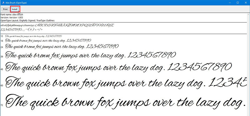 install-windows-1 How to add fonts to Inkscape (Quick and easy guide)
