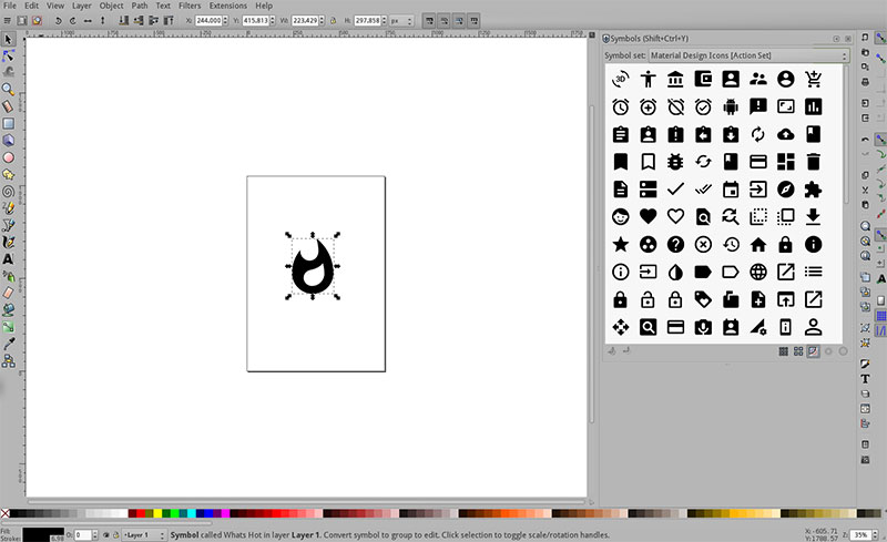 spl-character How to add fonts to Inkscape (Quick and easy guide)
