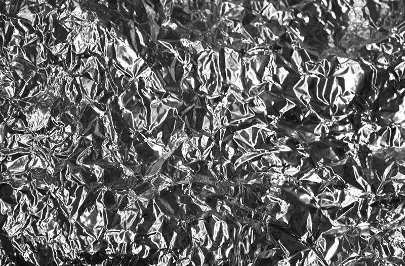 Aluminum-Foil-Texture-Flexible-design Metal background images and textures for your projects