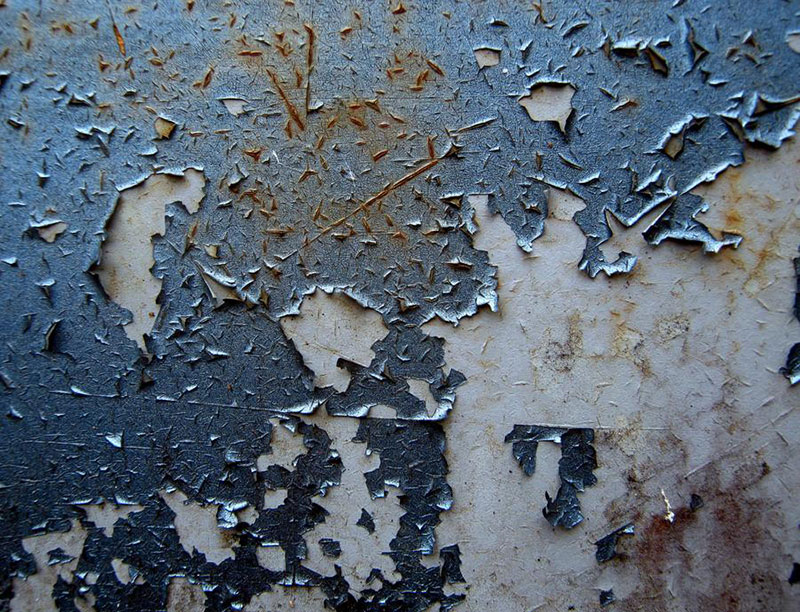 Blue-Peeling-Paint-Stock-The-end-of-the-paint Rustic background images to download for your designs