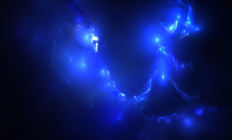 Blue-Space-Nebula-Magical-rays-of-light Space background images and textures you can't work without