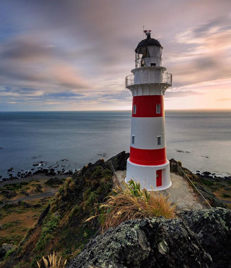 Cape-Palliser-Lighthouse-wallpaper New Zealand wallpaper images for your desktop background