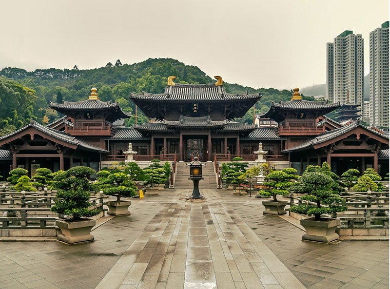 Chi-Lin-Nunnery-Wallpaper Awesome Hong Kong Wallpaper Examples for Your Desktop