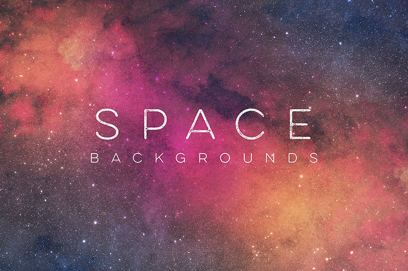 Free-Creative-Space-Backgrounds-The-sweetness-of-colors Space background images and textures you can't work without
