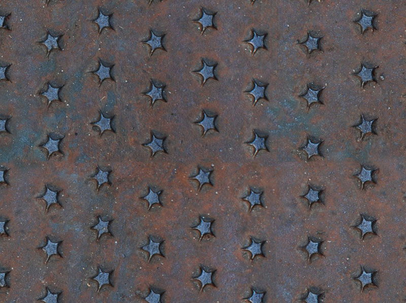 Free-Seamless-Rusty-Texture-With-Metal-Embossed-Star-Pattern-Straight-from-the-smithy Neat stars background images for stellar designs