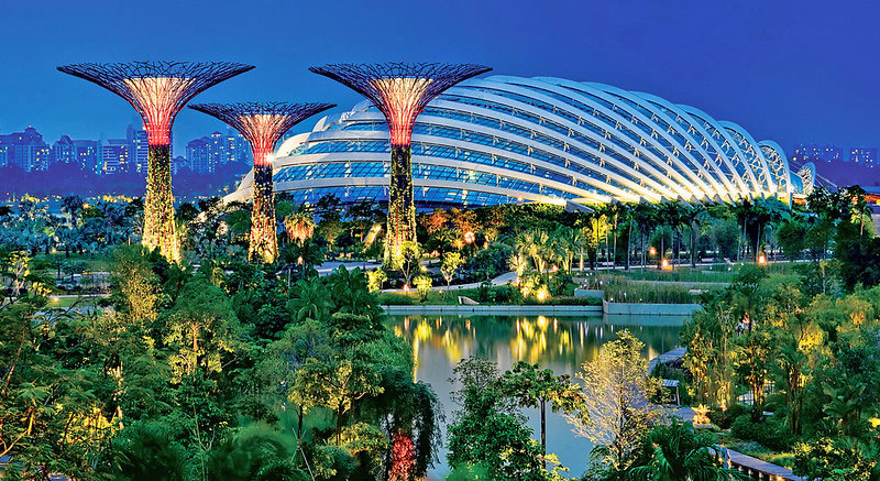 Gardens-by-the-Baywallpaper Nice looking Singapore Wallpaper Images To Use As Backgrounds