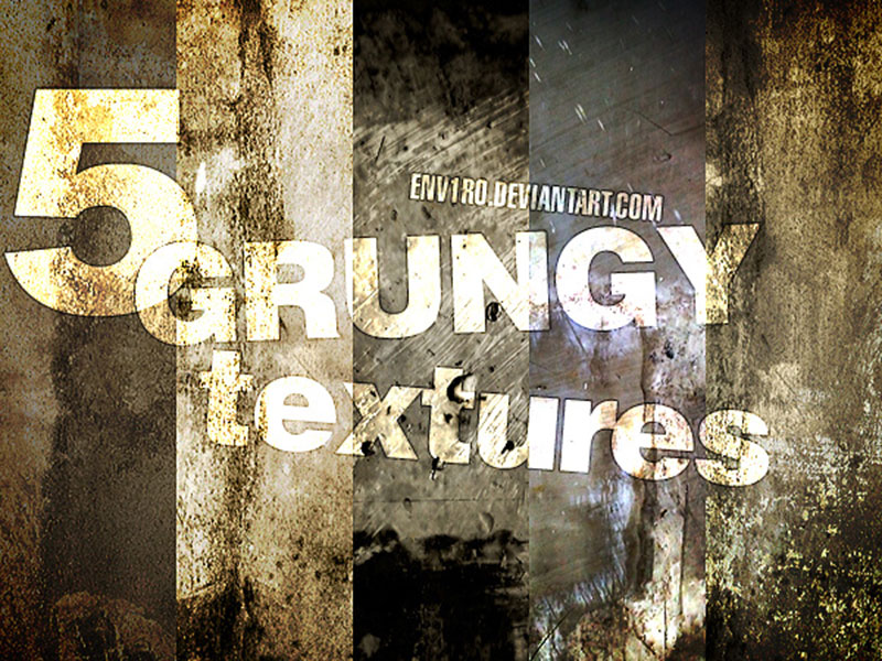 Grungy-Textures-Metal-and-concrete-in-one-package Rustic background images to download for your designs