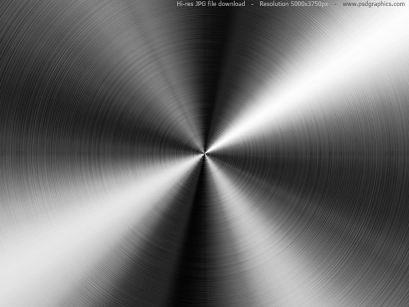 Radial-Stainless-Steel-Background-Texture-A-perfect-record Metal background images and textures for your projects