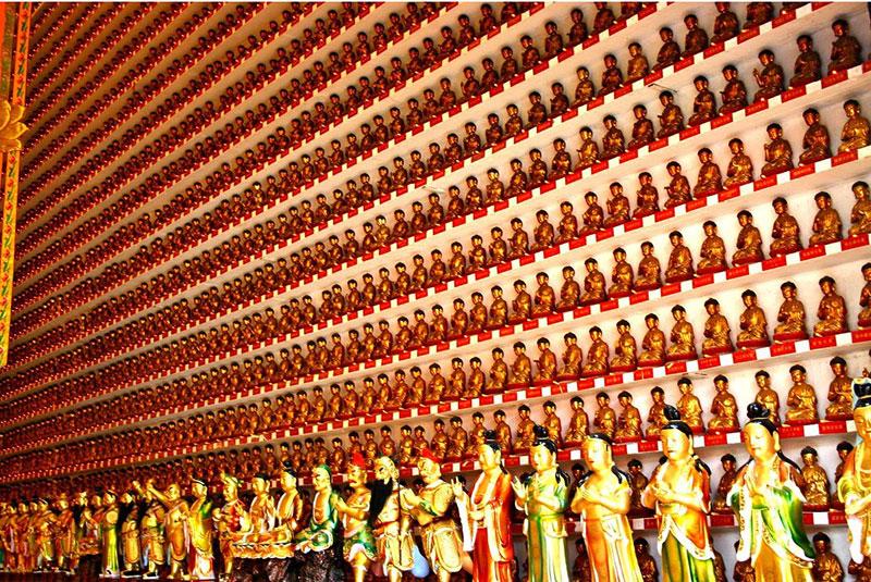 Ten-Thousand-Buddha's-Nunnery Awesome Hong Kong Wallpaper Examples for Your Desktop