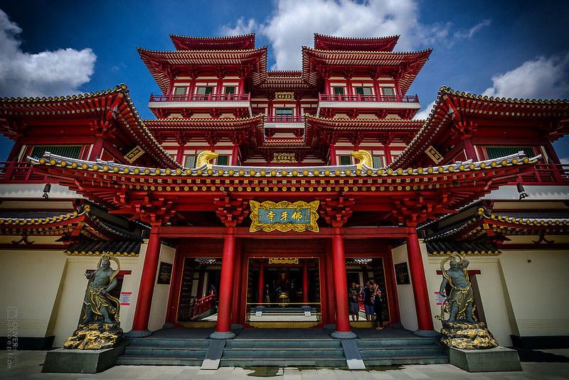 The-Buddha-Tooth-Relic-Templewallpaper Nice looking Singapore Wallpaper Images To Use As Backgrounds