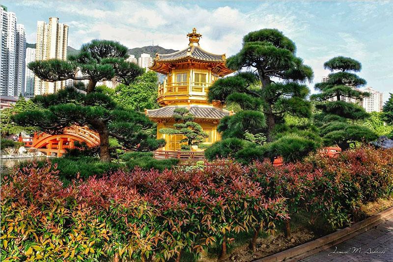 The-Nan-Lian-Garden Awesome Hong Kong Wallpaper Examples for Your Desktop