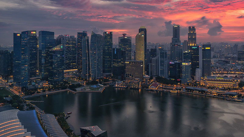 skyline Nice looking Singapore Wallpaper Images To Use As Backgrounds