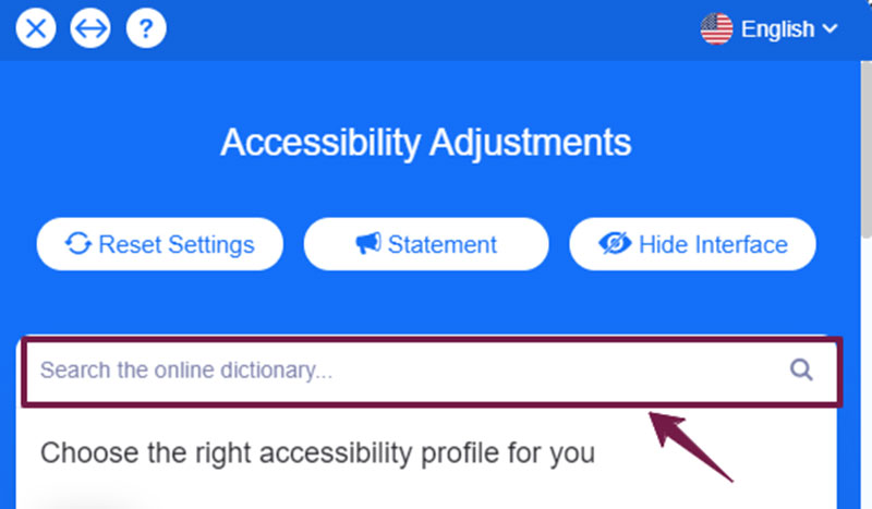 image056 accessiBe Review: How Agencies Can Design ADA-Compliant Sites for Their Clients