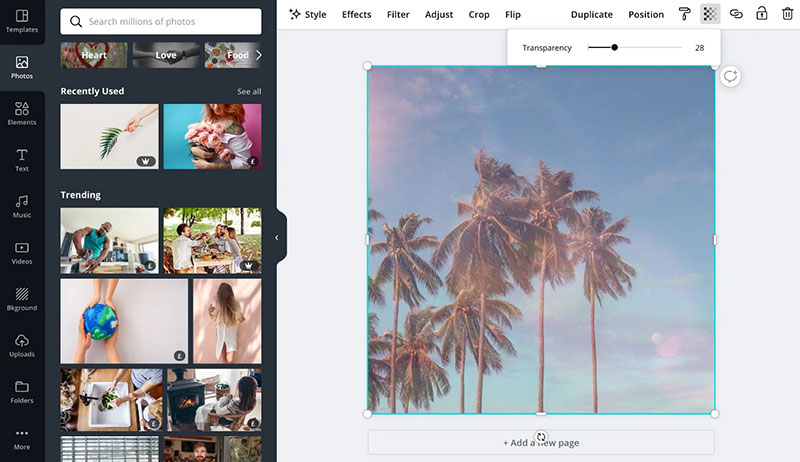 transparency How much is Canva Pro and is it worth the cost?