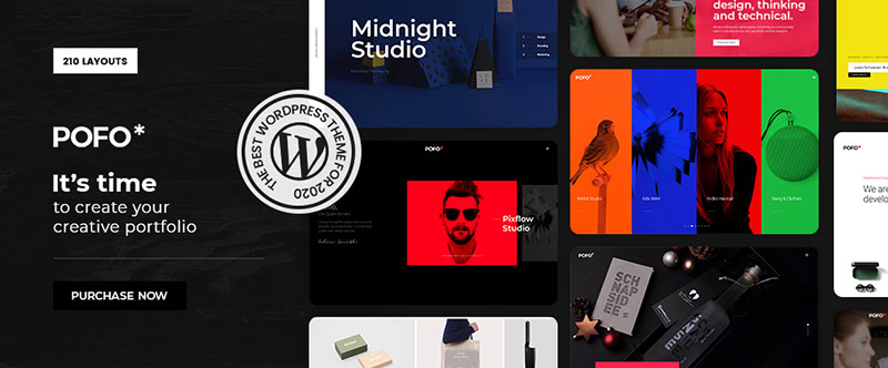 11 12 Top WordPress Themes to Use in 2020