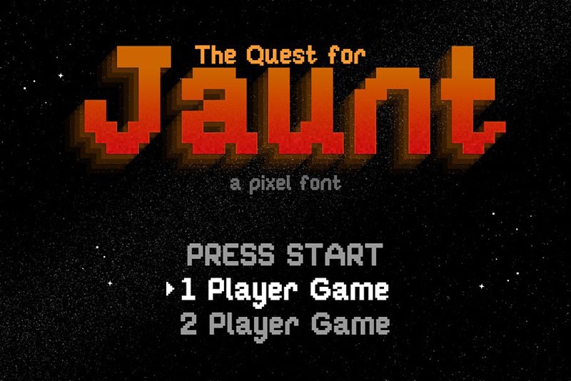 Jaunt What font does Minecraft use? (Answered)