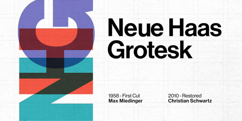 Neue-Haas-Grotesk What font does Disney use? Check out the Disney fonts