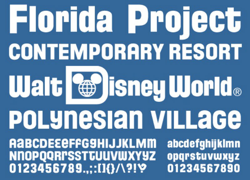 florida-project What font does Disney use? Check out the Disney fonts