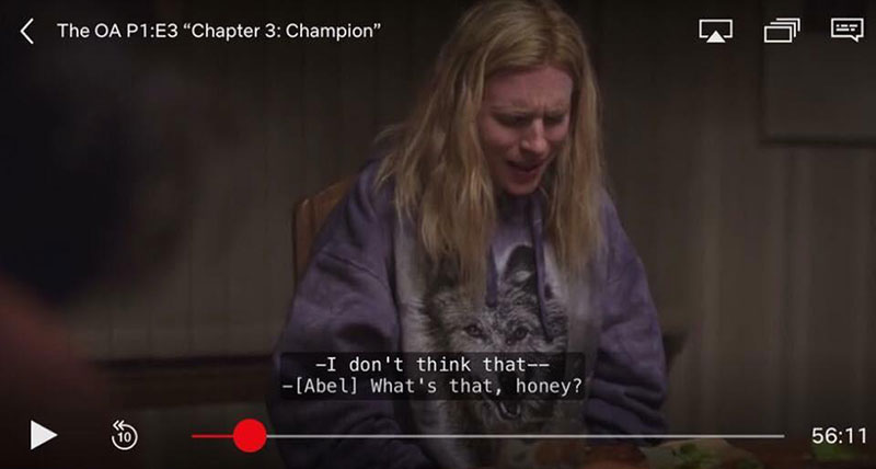 subtitle What font does Netflix use for subtitles? (Answered)