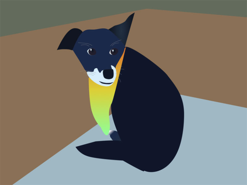 Pablo-Escobarks Awesome dog illustration images to inspire you