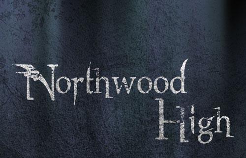 Download Northwood High free font