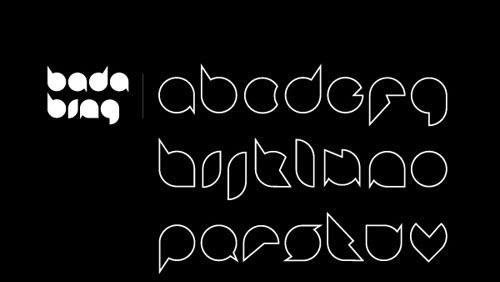Download Badabing free font