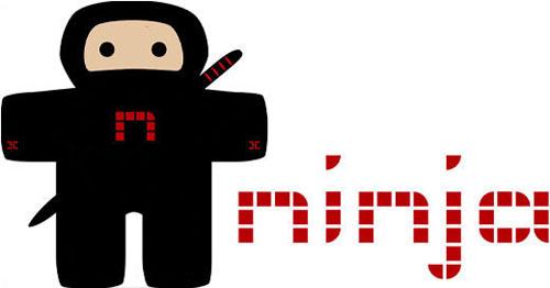 Download Per4m ninja free font