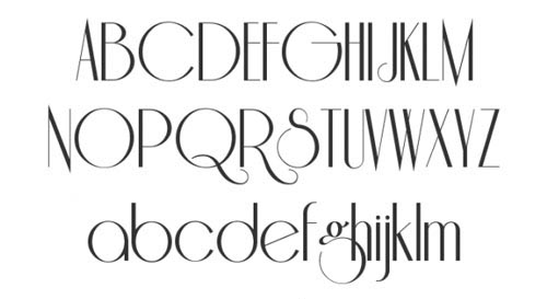 Download riesling free font