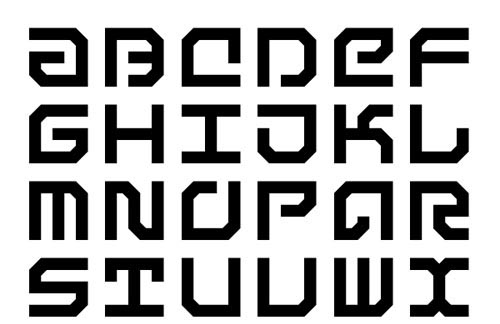 Download Sans Serious free font