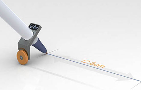 Digital Device to Draw & Measure