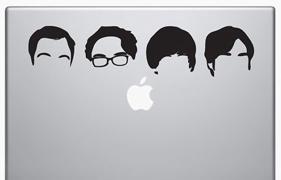 Big Bang Theory Sticker
