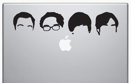 Big Bang Theory Sticker