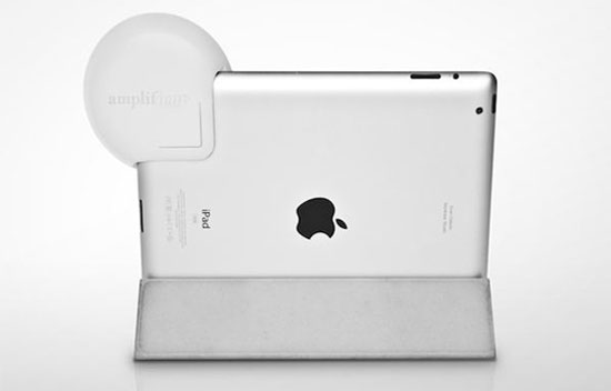Amplifiear for ipad