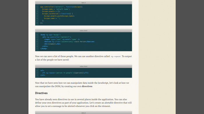 So You Want To Learn AngularJS? Start With These Tutorials