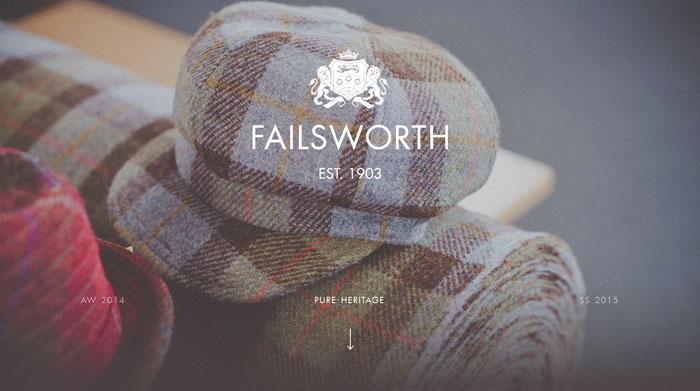 failsworth1903.com site design