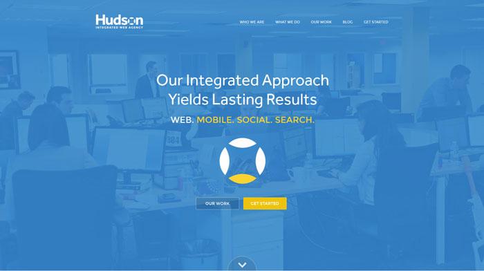hudsonhorizons.com site design