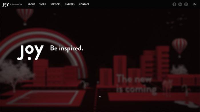 joyintermedia.com site design