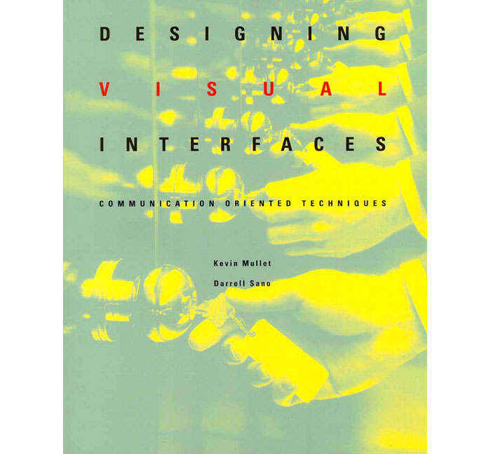 Designing Visual Interfaces: Communication Oriented Techniques