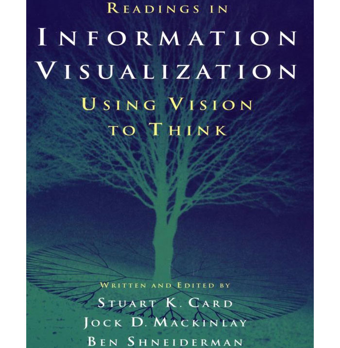 Readings in Information Visualization: Using Vision to Think