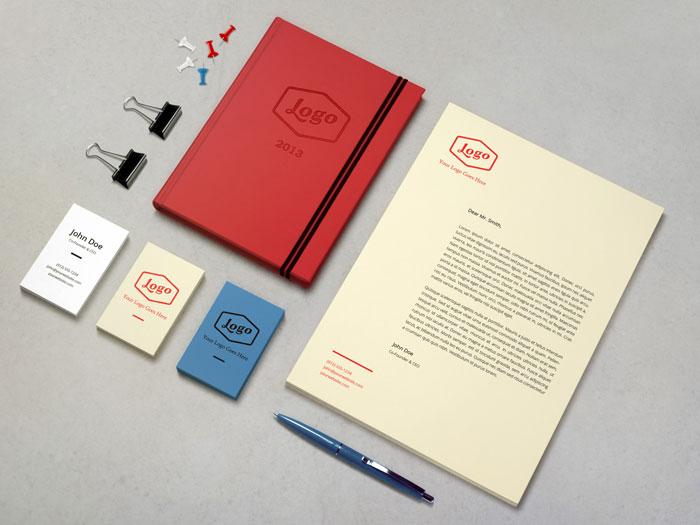 Identity Branding MockUp Vol3