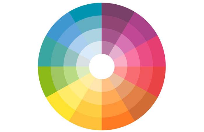 Color Wheel Design Basics