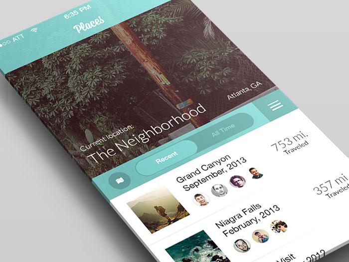 Places | Travel Concept