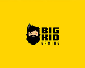 Big Kid Gaming Logo Design