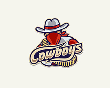 Cowboys Logo Design