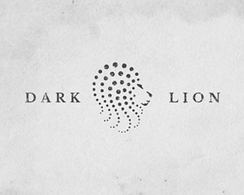 Dark Lion Logo Design