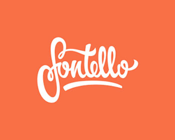 Fontello Logo Design