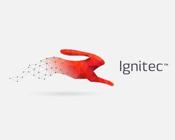 Ignitec Logo Design